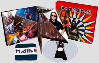 Box presentation from the official Iron Maiden website
