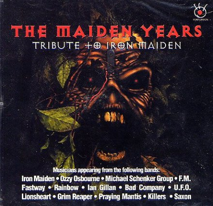 The Maiden Years – Malaysian Pressing (2000)