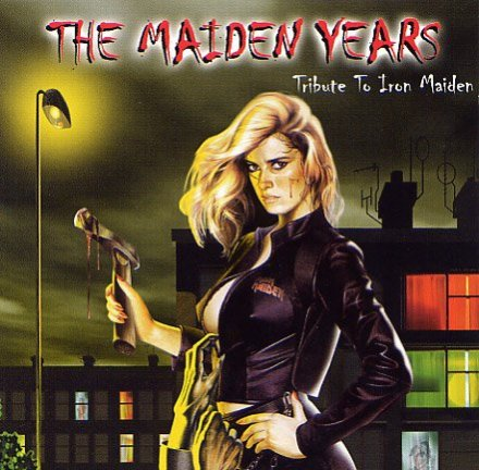 The Maiden Years – Swiss Pressing (2000)
